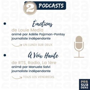 podcasts résilience