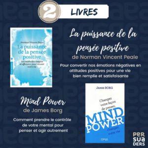 livres mindset positif